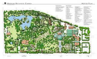 Landscape Architecture Vs Planning Missouri Botanical Garden The Master Plan Mtr Landscape