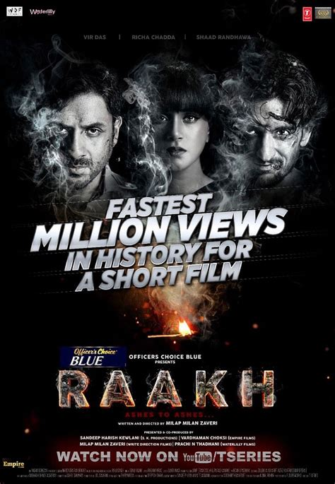 film oyes china raakh creates history by receiving the fastest million