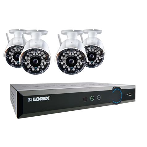 lorex 8 channel 960h surveillance system with 1 tb hdd and
