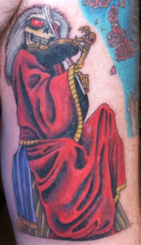 allah tattoo grateful dead tattoos