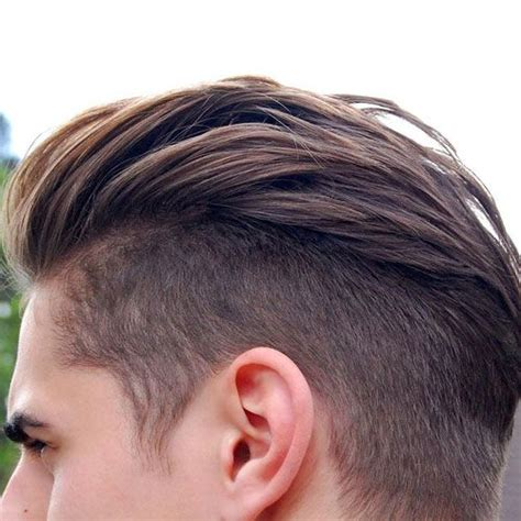 tutorial rambut cowok gaya model potongan rambut pria cowo sesuai bentuk wajah