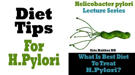 best treatment for helicobacter pylori what is the best diet to treat helicobacter pylori