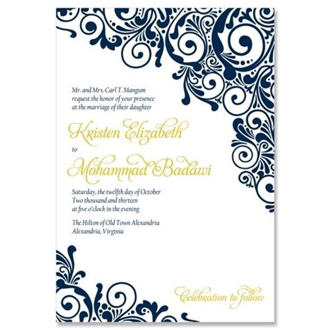 7 Awesome Wedding Invitations by Henna Wedding Invite Unique Wedding Invitation By The