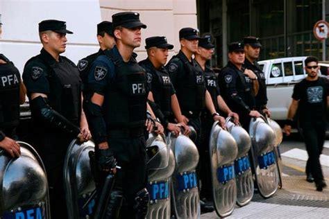 policia bonaerense requisitos inscripcion 2016 primera edici 211 n la polic 237 a federal cre 243 nueva
