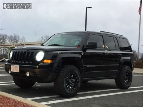 jeep patriot suspension 2016 jeep patriot fuel lethal rocky road outfitters