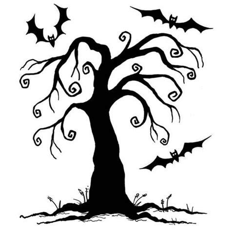 spooky tree rubber st sku g432