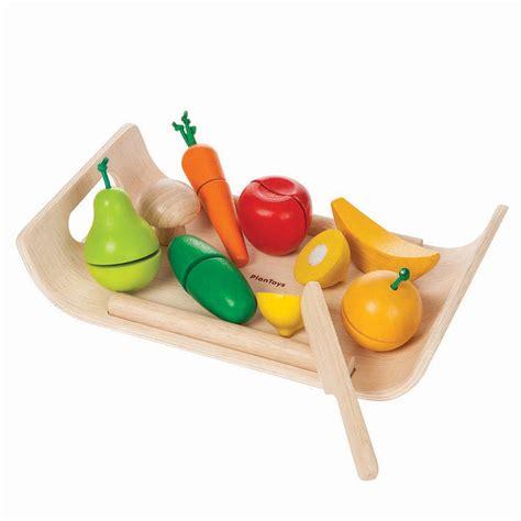 Plan Toys Fruit Vegetables Tray Plan Toys Vegetable Garden
