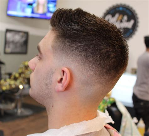 low haircut fade mens haircut hairstyle of nowdays