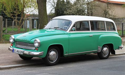 Auto Graciela Wartburg by File Wartburg 311 Combi Cropped For Use With Smaller