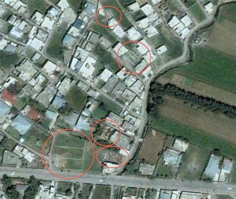 bin laden abbottabad google earth finding osama bin laden s abbottabad mansion with google