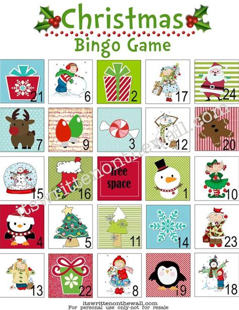 printable bingo games online are the kids bored print off this free christmas bingo