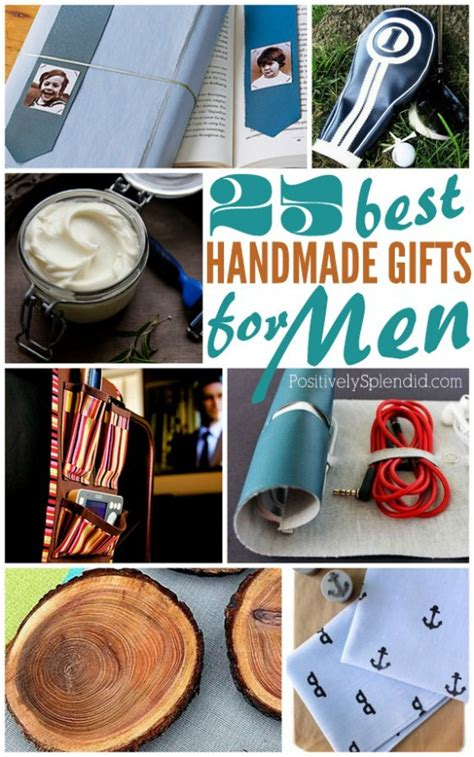 Handmade Gifts For Guys - gifts for inspiration