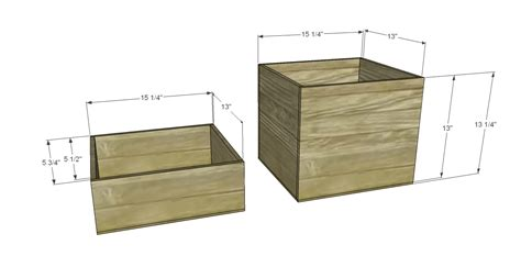 Free Furniture Plans to Build a File Cabinet