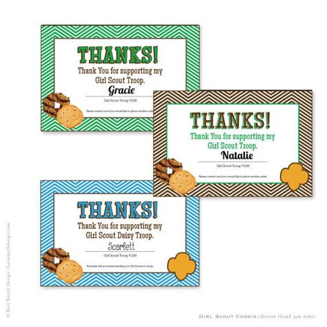 sle of thank you notes 30 best images about scouts on sale