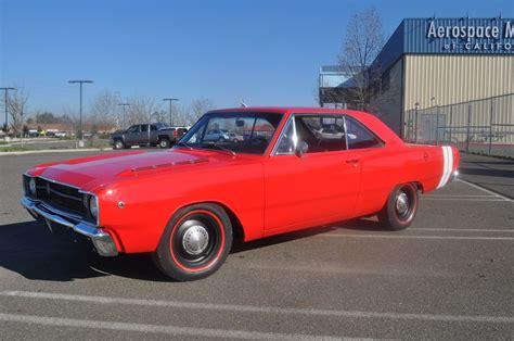 no dodge 1968 dodge dart gts 440 4 speed ca car no rust no