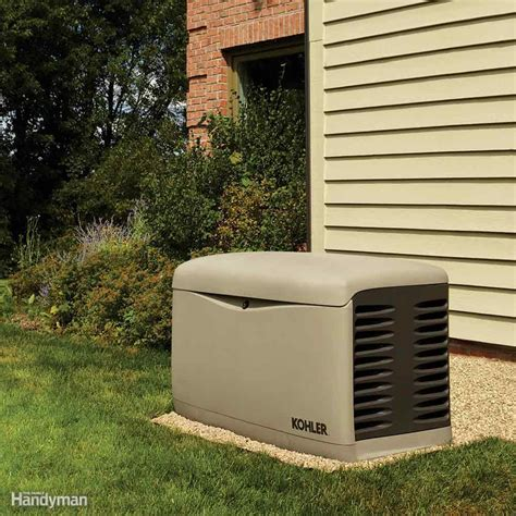 tips for using emergency generators the family handyman