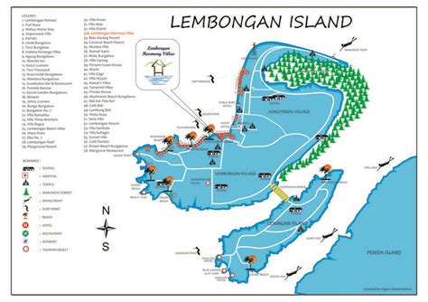 images  map  lembongan  pinterest surf