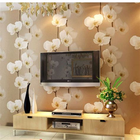 korean wallpaper home decor home decor cats picture more detailed picture about 2015 new arrival korean big flower mural