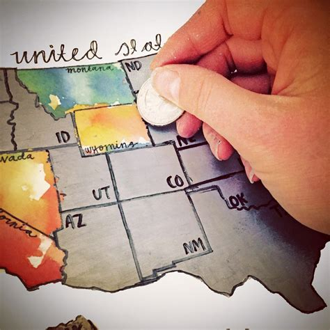 us map states ive been to places i ve been original scratch map of the united
