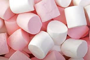 Motivation and marshmallows pink and white marshmallows