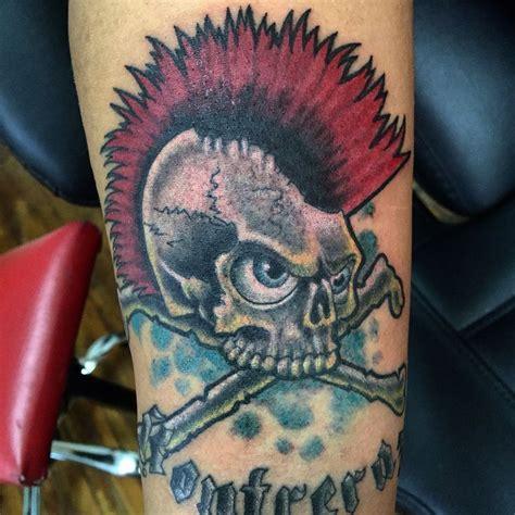 imagenes emo punk rock craneos tatuajes punk osvaldo castillo tatuajes
