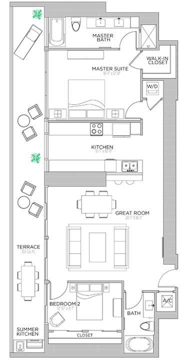echo brickell floor plans echo brickell floor plans miami south florida real estate