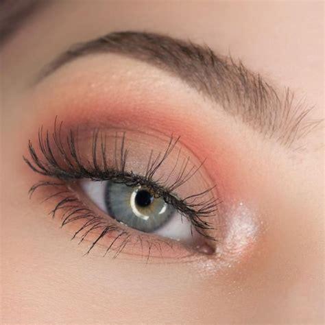 tutorial makeup natural peach peach makeup looks this spring chelsea crockett