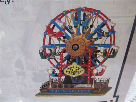 the starburst ferris wheel carole towne shop collectibles daily