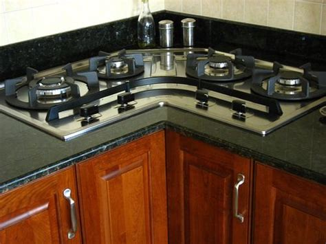 corner cooktop corner cooktop stove kitchen and dining room ideas