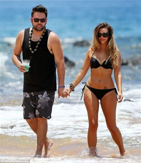 how does sheena from vanderpump rules curl her hair photos scheana marie and michael shay s romantic