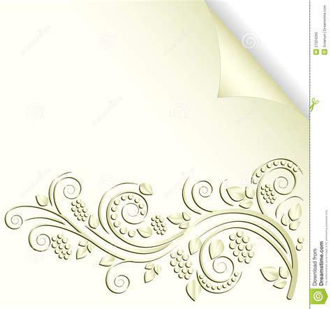 cream color background stock vector illustration
