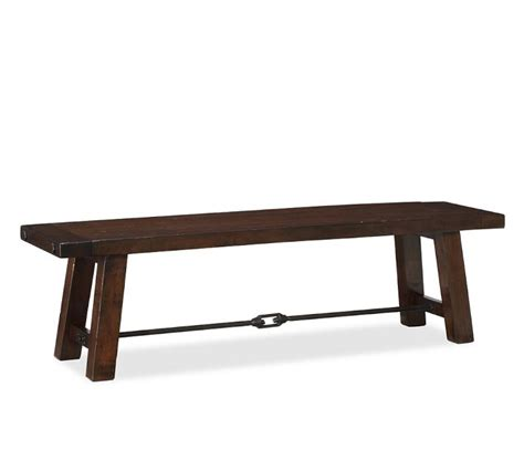 the bay bench sale pottery barn benchwright bench copycatchic
