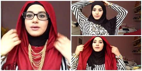 tutorial rambut ala india tutorial hijab turban kepang sederhana cantik dan gang
