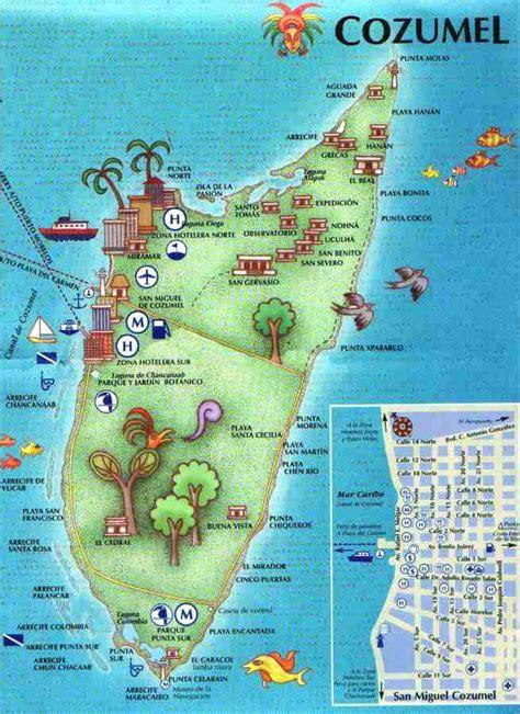 cozumel map 25 best ideas about cozumel on cozumel mexico cruise cozumel cruise and western