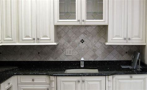 best backsplash for white cabinets best white cabinet backsplash ideas my home design journey
