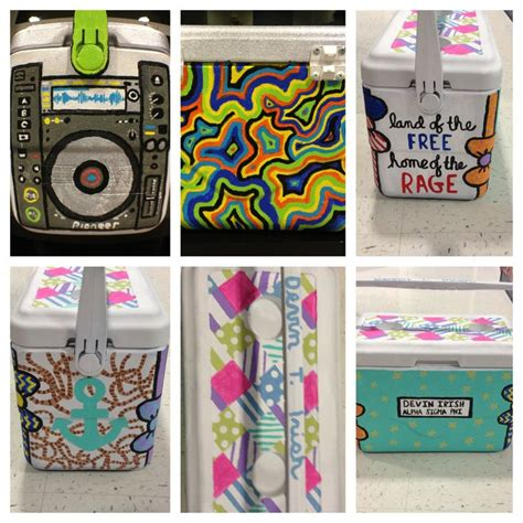 1000 Images About Cooler Ideas Painted Coolers For Www Imgkid The Image Kid