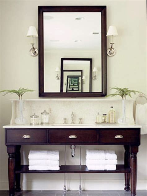 vanity bathroom ideas bathroom vanity ideas casual cottage