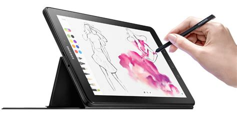 Tablet Samsung With Pen galaxy tab a 2016 with s pen launches in south korea