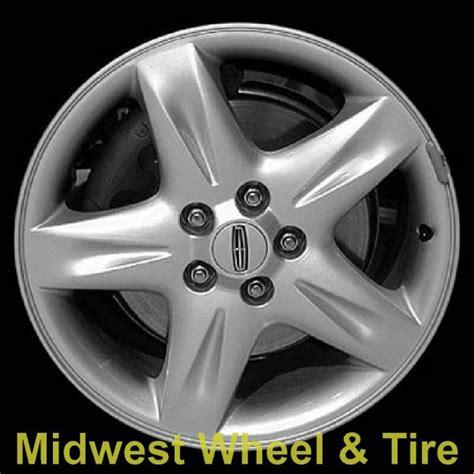 2003 lincoln ls tire size lincoln ls 3445bs oem wheel xw4z1007ja xw431007ja