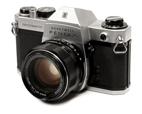 Pentax Spotmatic F Kamera Analog honeywell