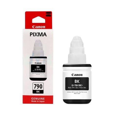 Canon G2000 Printer Black jual canon gi 790 original tinta printer for g1000 g2000