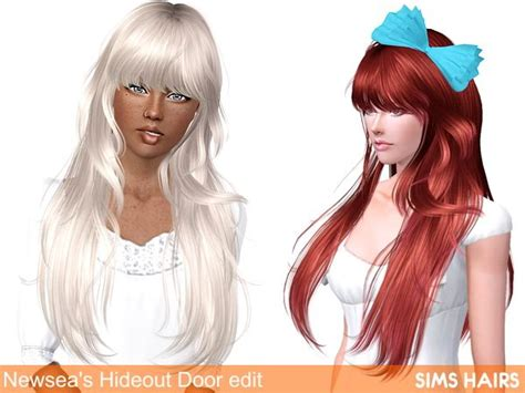 hair works download 162 best the sims 3 hair female images on pinterest
