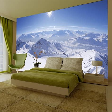 Bedroom Wallpaper Paste The Wall Re Modeling My Room To Look Like A Ski Lodge Any Ideas