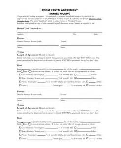 Blank Rental Agreement Template 12 blank rental agreement templates free sample
