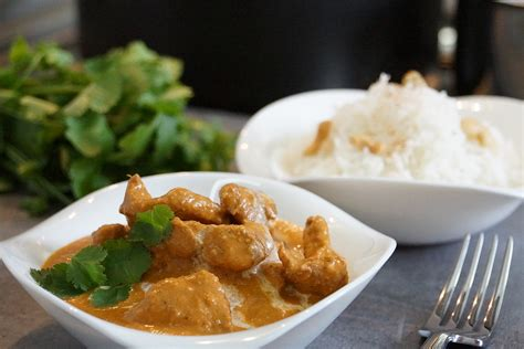recette cuisine indienne v馮騁arienne recette du poulet indien butter chicken cuisine indienne
