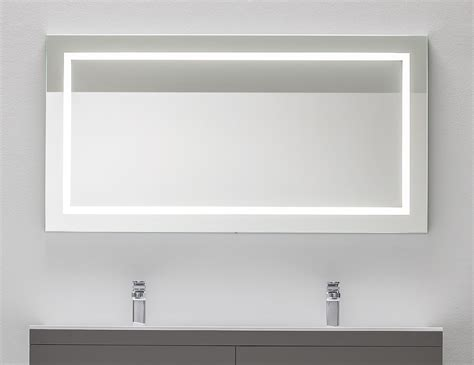 italian bathroom mirrors passepartout 000578ledn italian modern bathroom mirror in