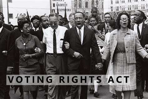 section 5 of voting rights act voting rights act of 1965 john redmann power of attorney
