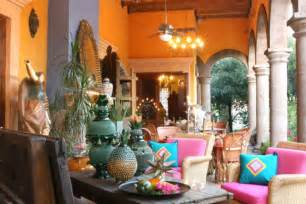 hacienda decor mexican home decorating ideas doire