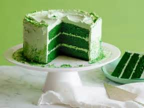 Peas In A Pod Baby Shower Ideas - st patrick s day green velvet layer cake recipe food network kitchen food network