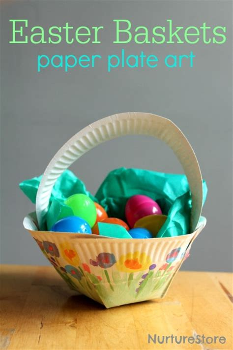 Easter Basket Craft by Pin Easter Basket Craft Ideas For Kids Easter Arts Amp